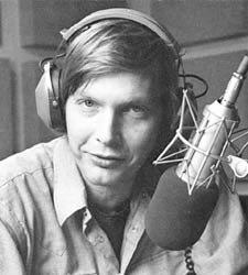 NPR's Bob Edwards in 1980