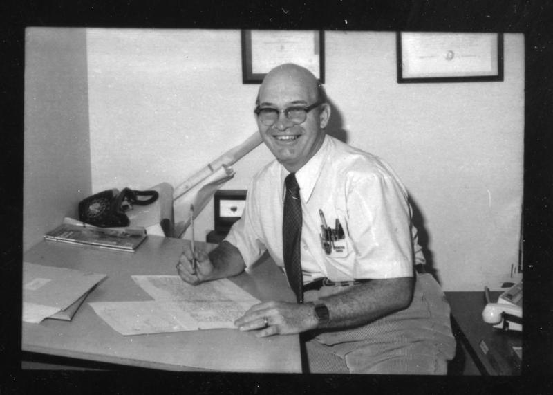 KUT Engineer Glenn Sawyer