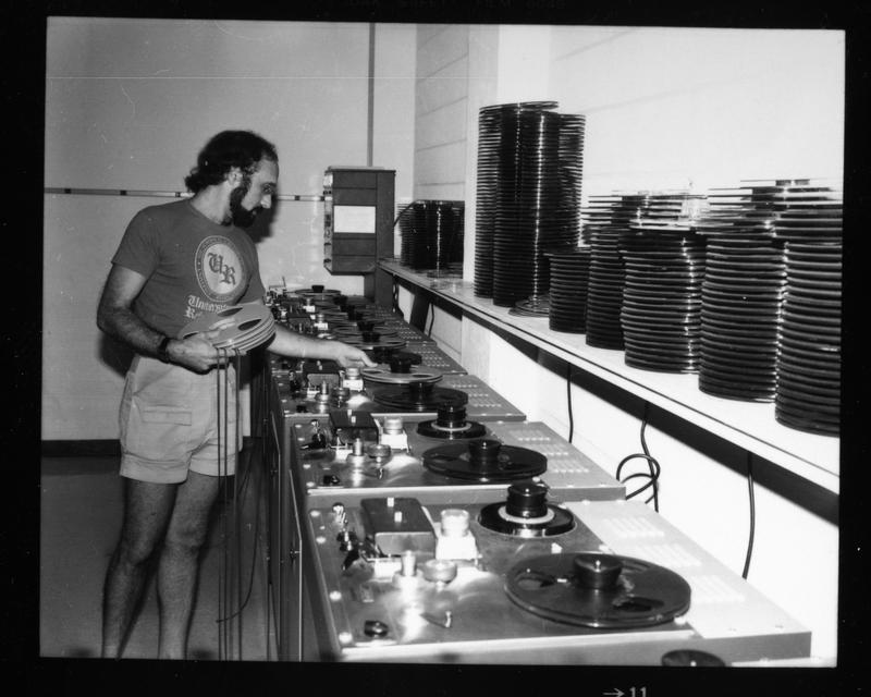 KUT DJ Howard Lennett