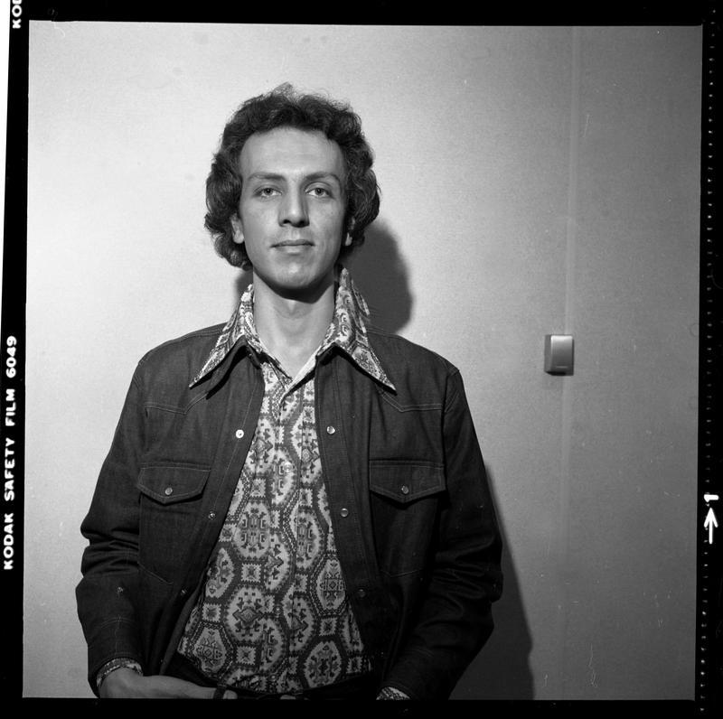 John Aielli in 1975