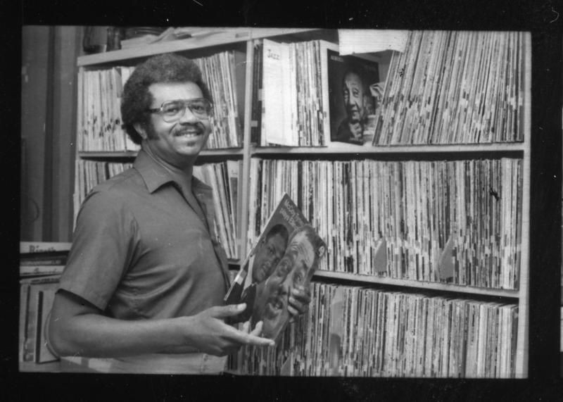 KUT DJ Ted Jackson