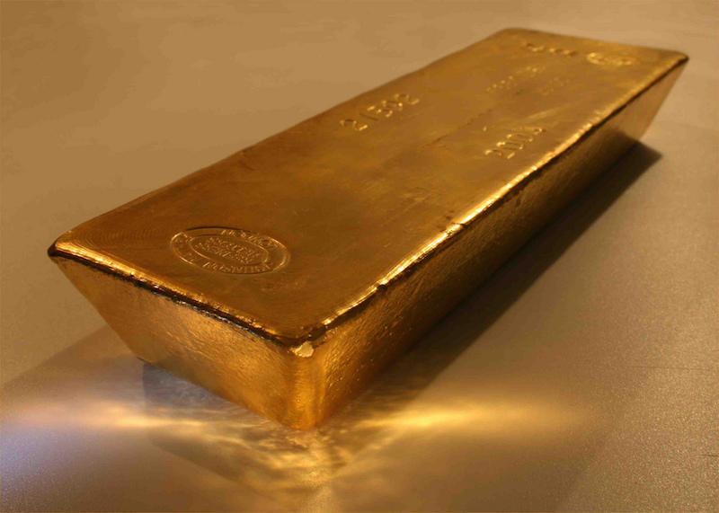 billions of dollars in gold - photo #5