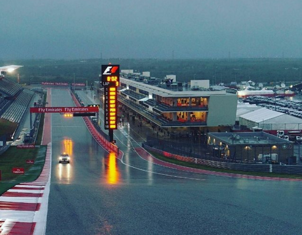Many Formula One events were postponed this year on account of rain.