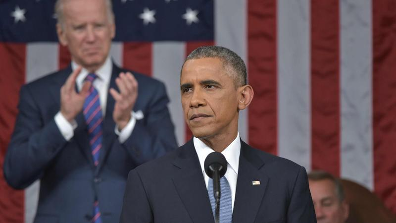 President Obama delivers the 2015 State of the Union address. Only about 40 percent of State of the Union requests get through Congress. For Obama, it's been even lower.