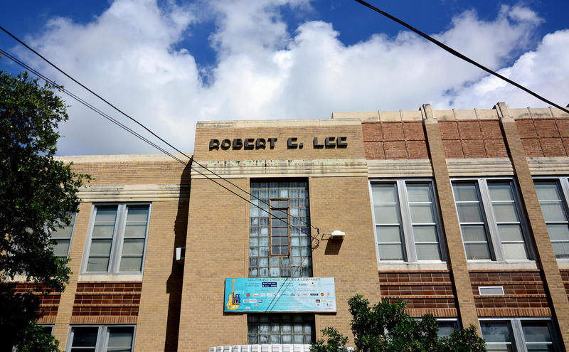 The Robert E. Lee community has voted in favor of the school's renaming by the Austin Independent School District.