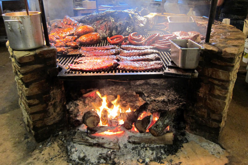 Why Barbecue Homogenization Is A Good Thing Kut