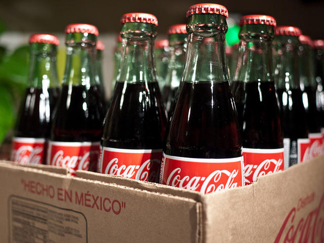 Mexico consumes more carbonated drinks per person than any other nation in the world.
