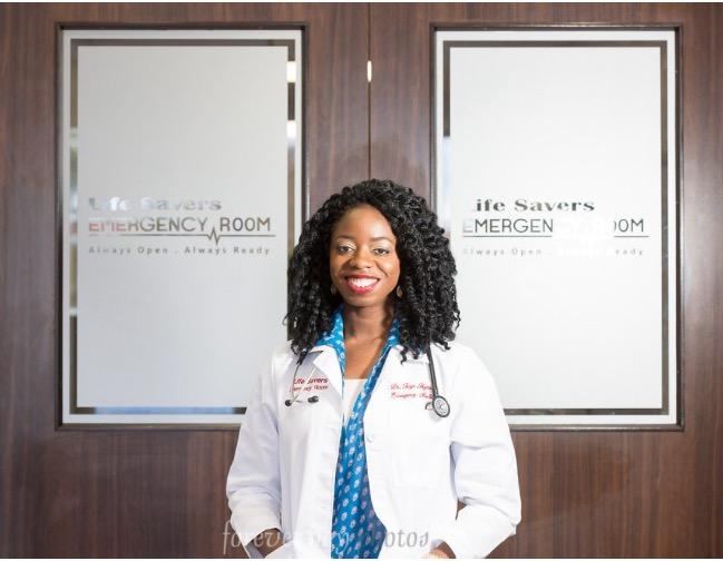 Npr Emergency >> 32-Year-Old Nigerian Doctor Opens Her Own Emergency Room in Houston, TX | KUT