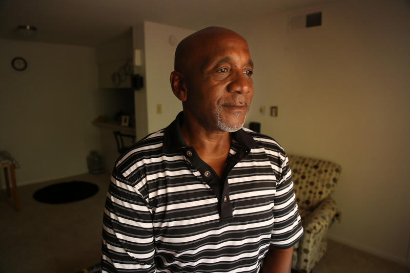 Formerly homeless veteran Charlie Miles is living in a modest apartment unit in South Austin, helped there by an effort to ensure veteran homelessness is rare, brief and non-recurring.