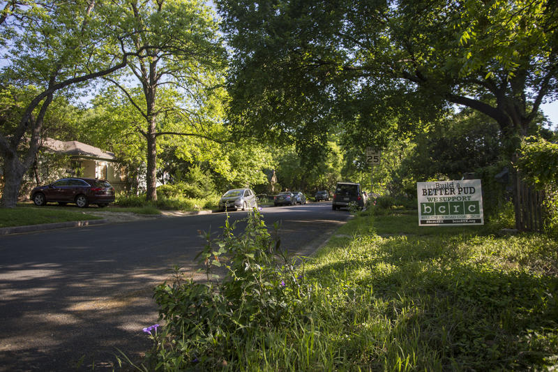 Twenty homeowners filed a lawsuit in district court in April over a proposed development called the Grove at Shoal Creek.