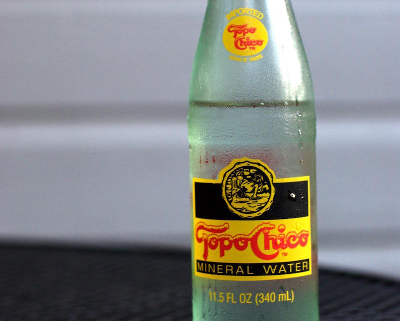 How a popular Mexican sparkling water brand is capturing palates in Texas and beyond.