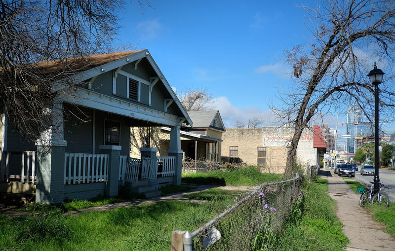 East Austin is home to one of four homestead preservation districts in Austin.