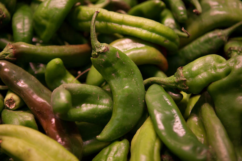 Every year, grocery stores' marketing campaigns celebrate the Hatch chile pepper, but why?