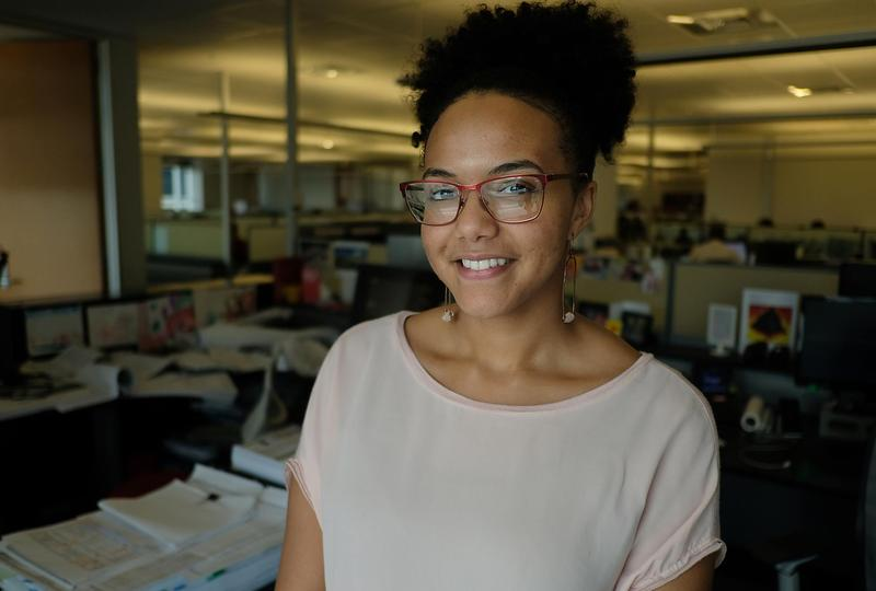 Devanne Pena was surprised to discover she is set to be one of three registered black female architects in Austin. That lack of diversity is an issue being tackled by UT Austin's School of Architecture.