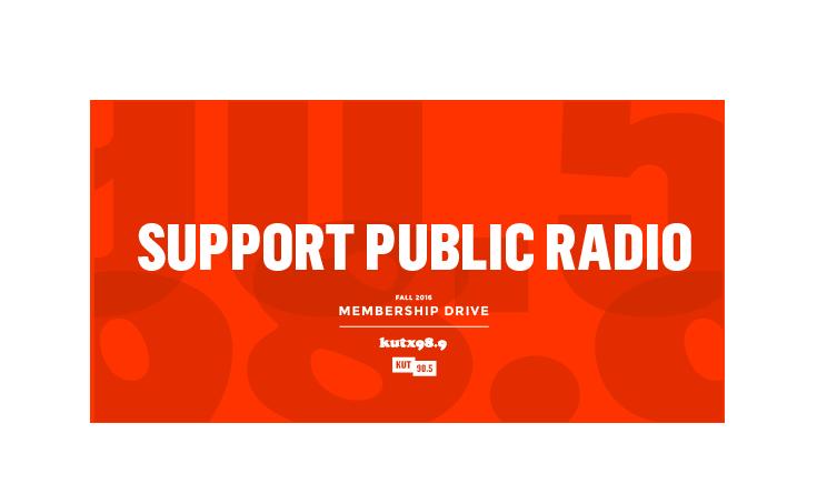 Support Public Radio