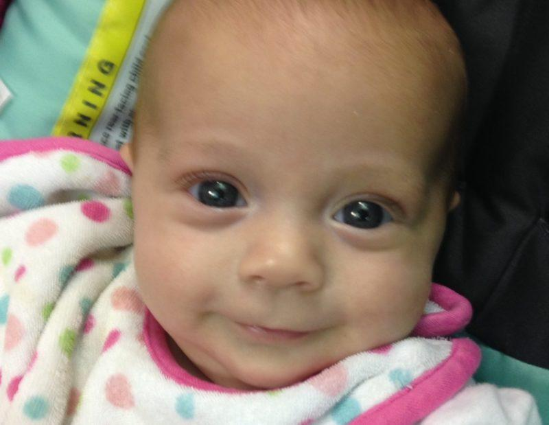 Baby Eve has been bounced around between her birth parents and foster care.