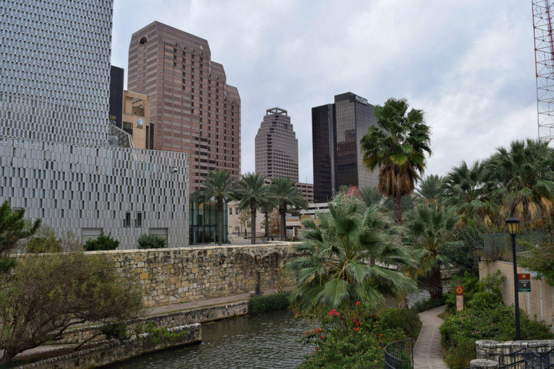 San Antonio's poverty rates dropped between 2014 and 2015.