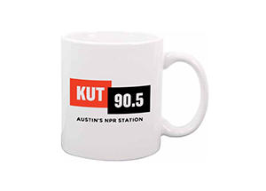 KUT Mug $5/month or $60