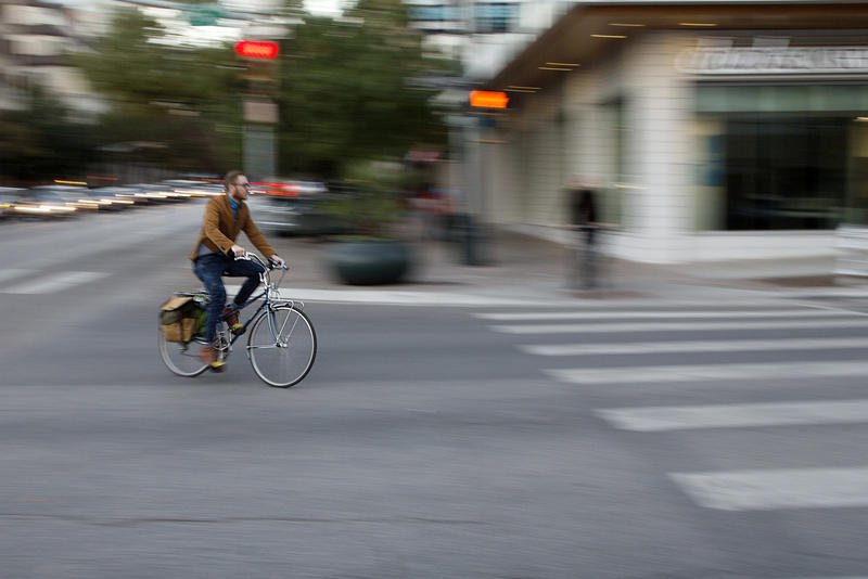 A new app is looking to map the best and worst routes for cycling in Austin