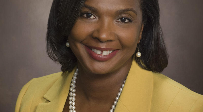 Dr. Colette Pierce Burnette will be only the second female president in the institution's 140-year history.