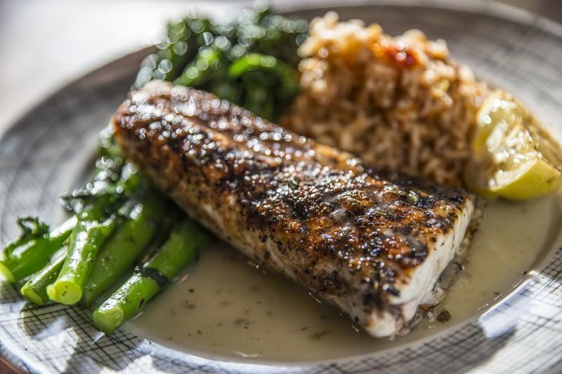 Restaurant review salt traders coastal cooking kut for American cuisine austin