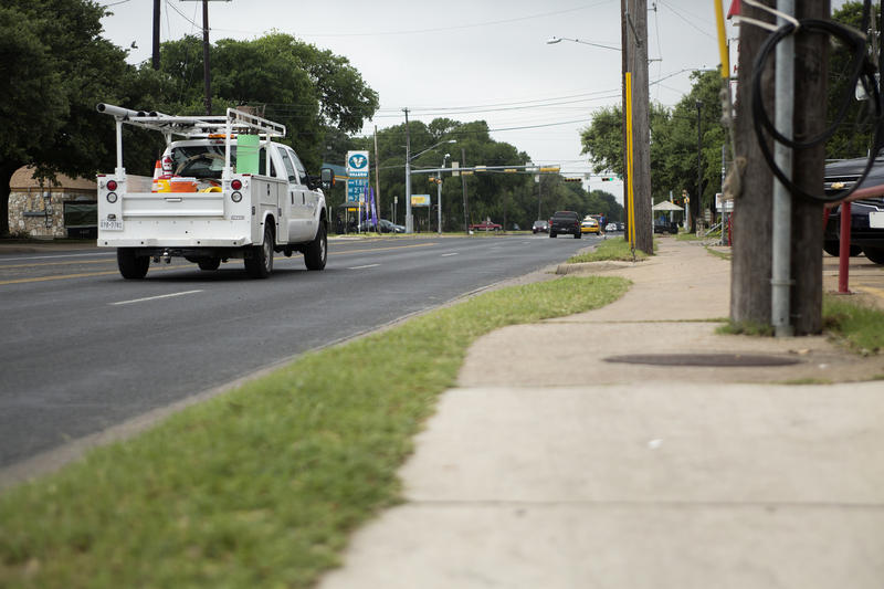 The city has identified 390 miles of missing sidewalks.