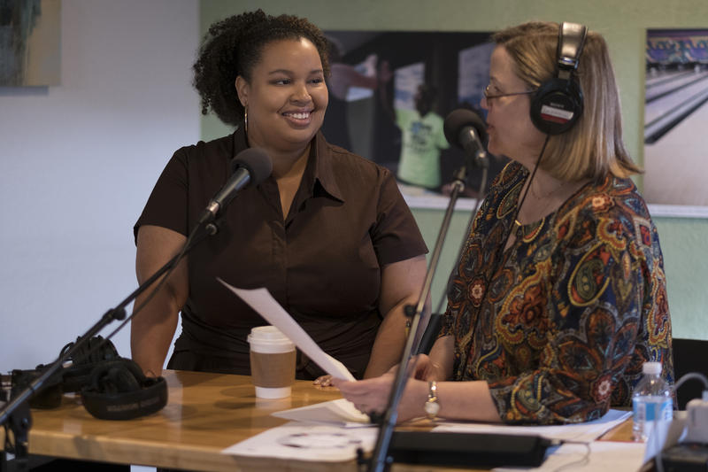 LaToya Devezin, the community archivist at the Austin History Center, speaks with KUT's Jennifer Stayton.