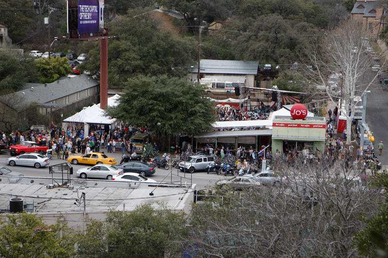 SXSW brings innovative minds in art, technology and culture to Austin, but also extra traffic.