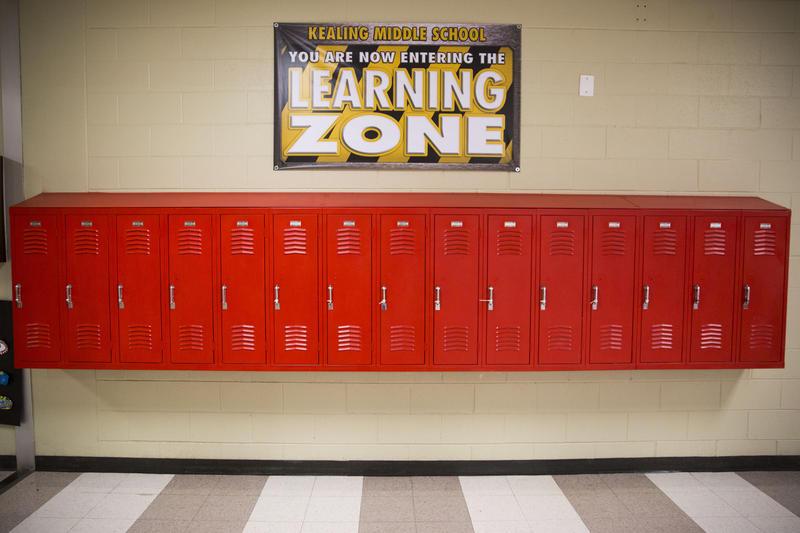 Kealing Middle School in East Austin