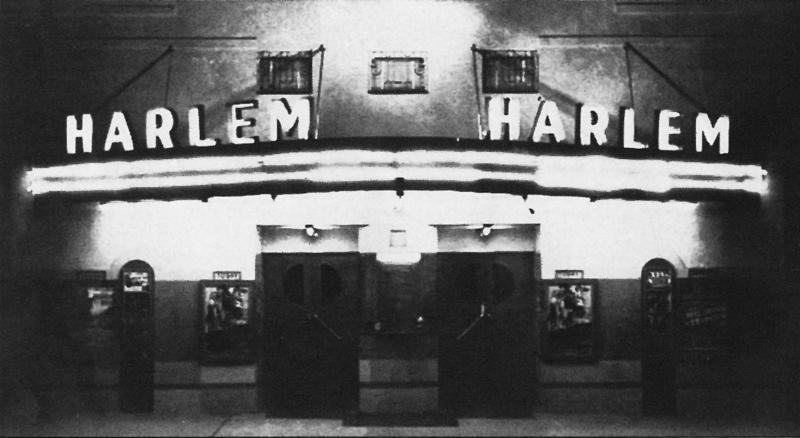 George and Sadie Jones opened the Harlem Theater at the corner of East 12th and Salina Streets in 1935. A black-owned theater was said to be a rare find in the early 20th century.