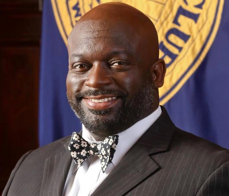 Jeff Ballou, a news editor at Al Jazeera Media Network, is the first African American male to be president in the National Press Club 108-year history.