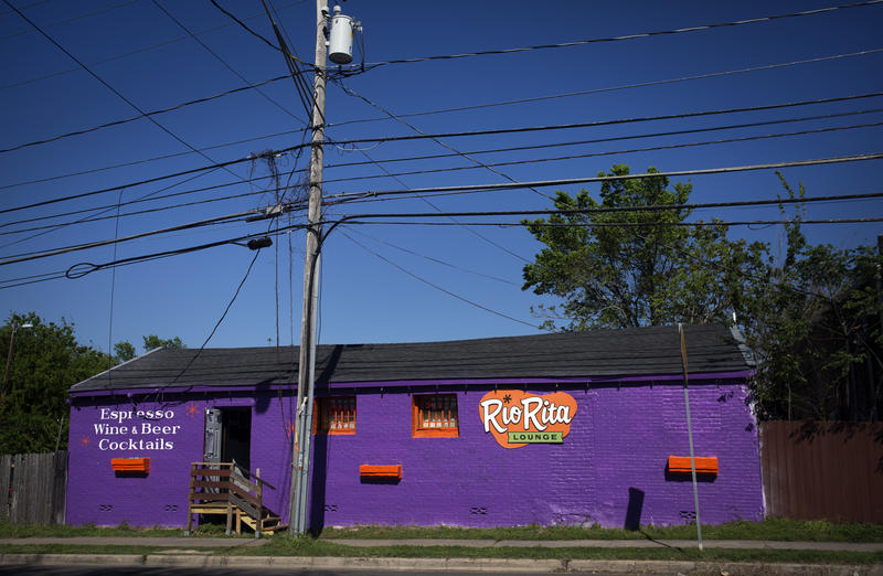 Rising rent prices forced Rio Rita to move from East Sixth Street to 12th and Chicon.