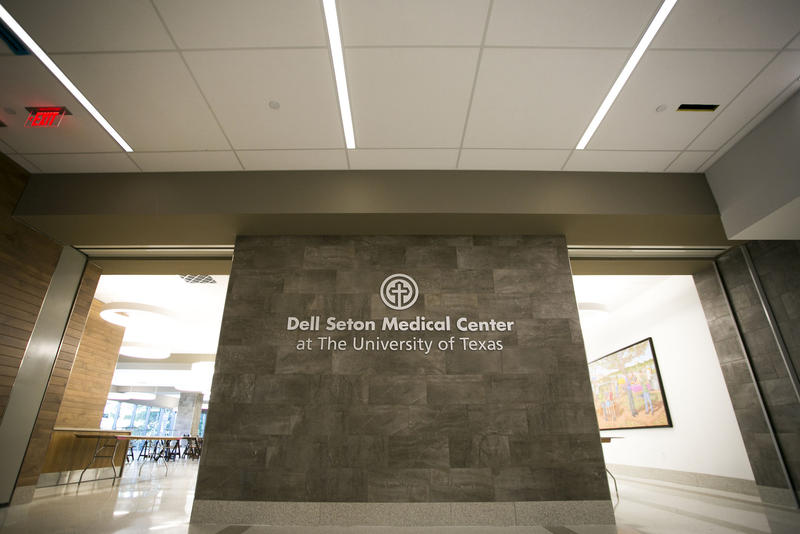 A $260 million teaching hospital on UT Austin's medical campus is set to open May 21.