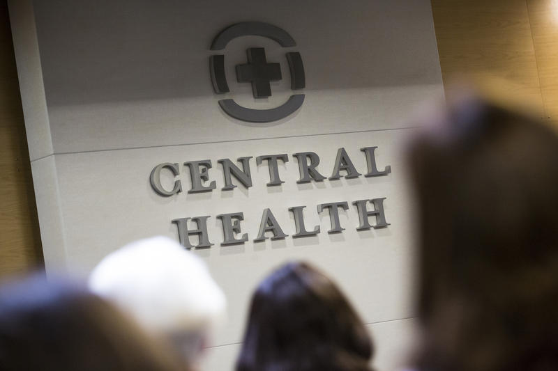Central Health is in the process of hiring a new CEO.