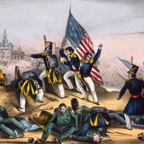 The Mexican-American war ended with the Treaty of Guadalupe Hidalgo. Now there's a movement to nullify the treaty.