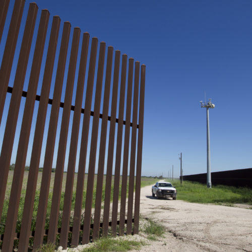 Sharp drop in border apprehensions could signal a change