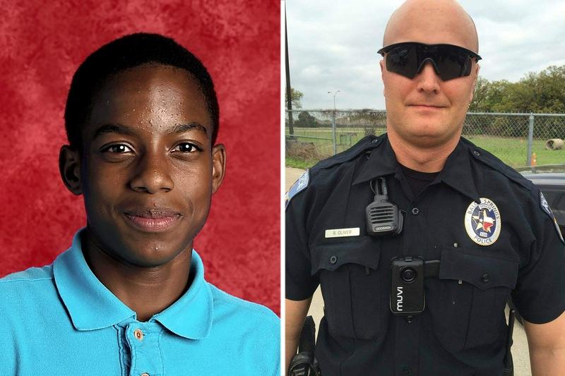 Mesquite High School freshman Jordan Edwards was shot and killed by Balch Springs police officer Roy Oliver on April 29.