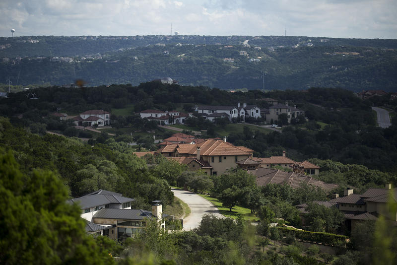 The City of Austin uses median home value when calculating the property tax impact of its budget on the public.