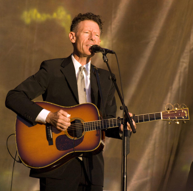 Lyle Lovett owned the 29th guitar built by the legendary Bill Collings.