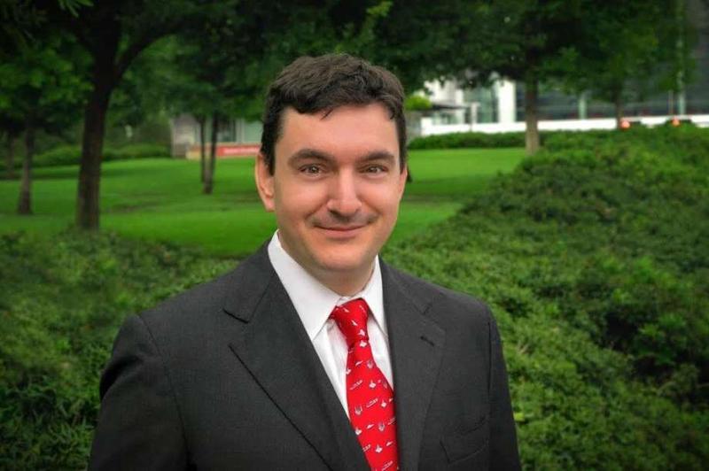 Stefan de Stefano will challenge Sen. Ted Cruz in the 2018 Republican primary.