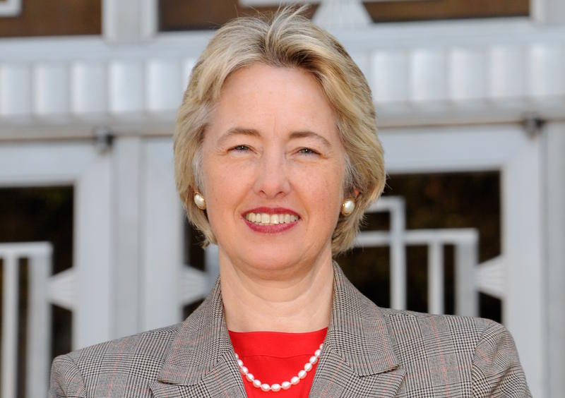 Former Houston Mayor Annise Parker