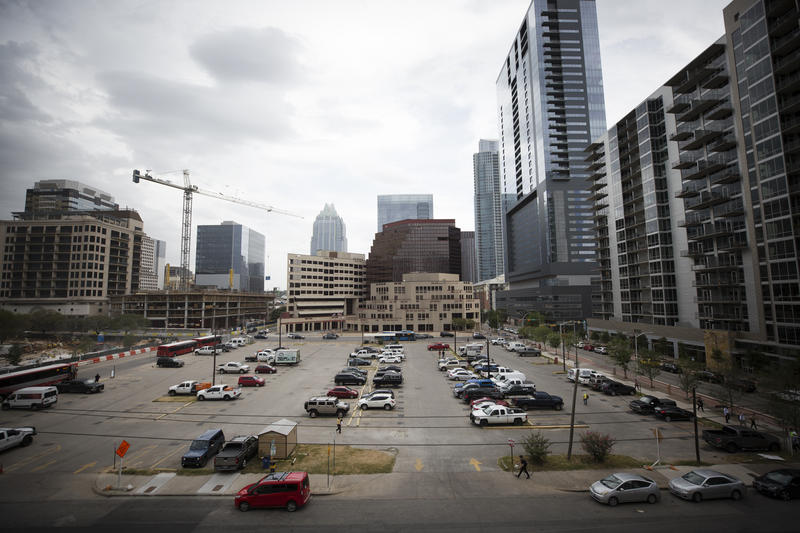 Earlier this month, Travis County closed on a $430 million deal to lease out 308 Guadalupe, which is currently a parking lot in the heart of downtown.