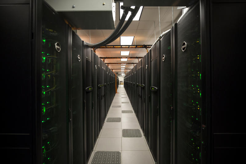 Stampede 2, at UT-Austin's J.J. Pickle Research Campus, is the fastest supercomputer at any university in the U.S.