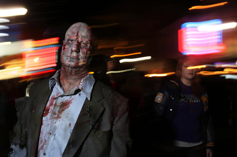 Why are zombie stories so popular?