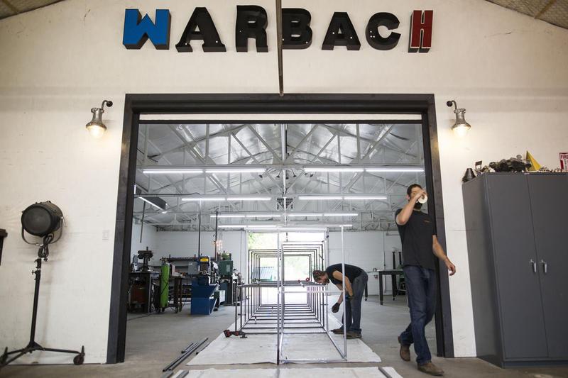 Warbach Lighting and Design
