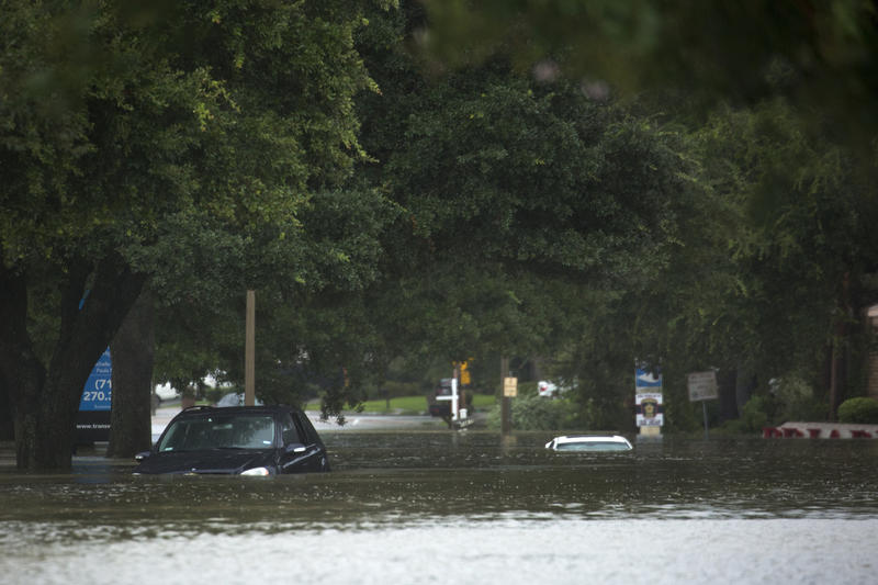 The Houston Chronicle reports that some city officials had private business interests in the area.