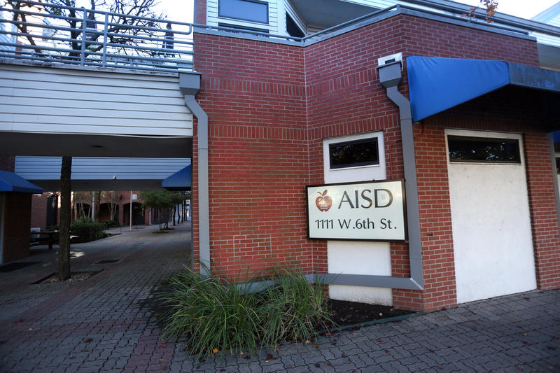 The Austin Independent School District sold its headquarters on West Sixth Street last month for $36.5 million.