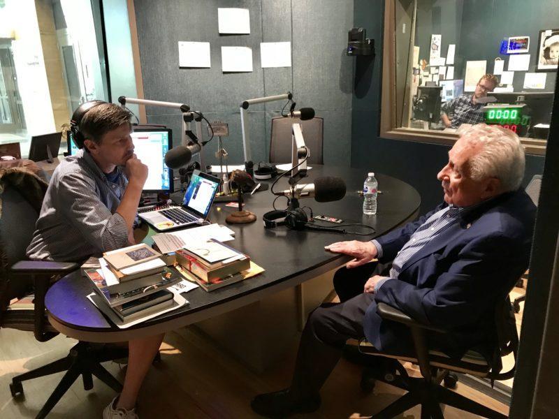 Clint Hill visits the Texas Standard studio.