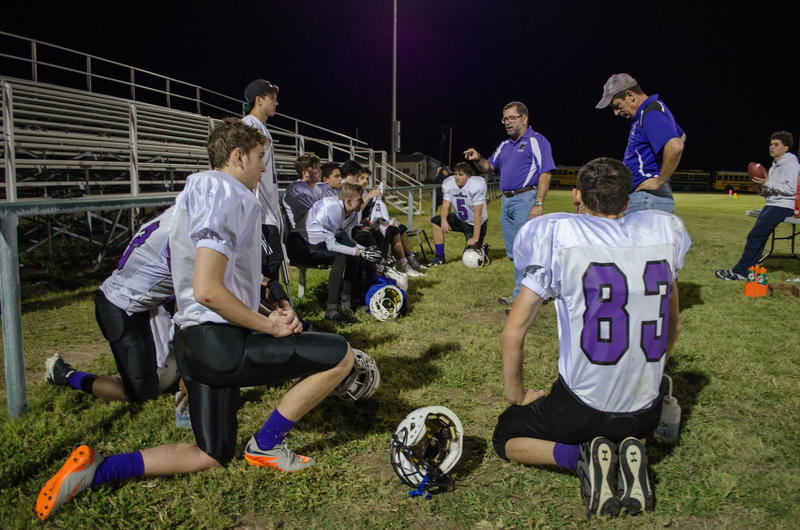 Barred from UIL competition, home schoolers have banded together to play six-man football and other sports.