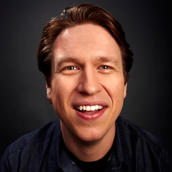 Comedian Pete Holmes